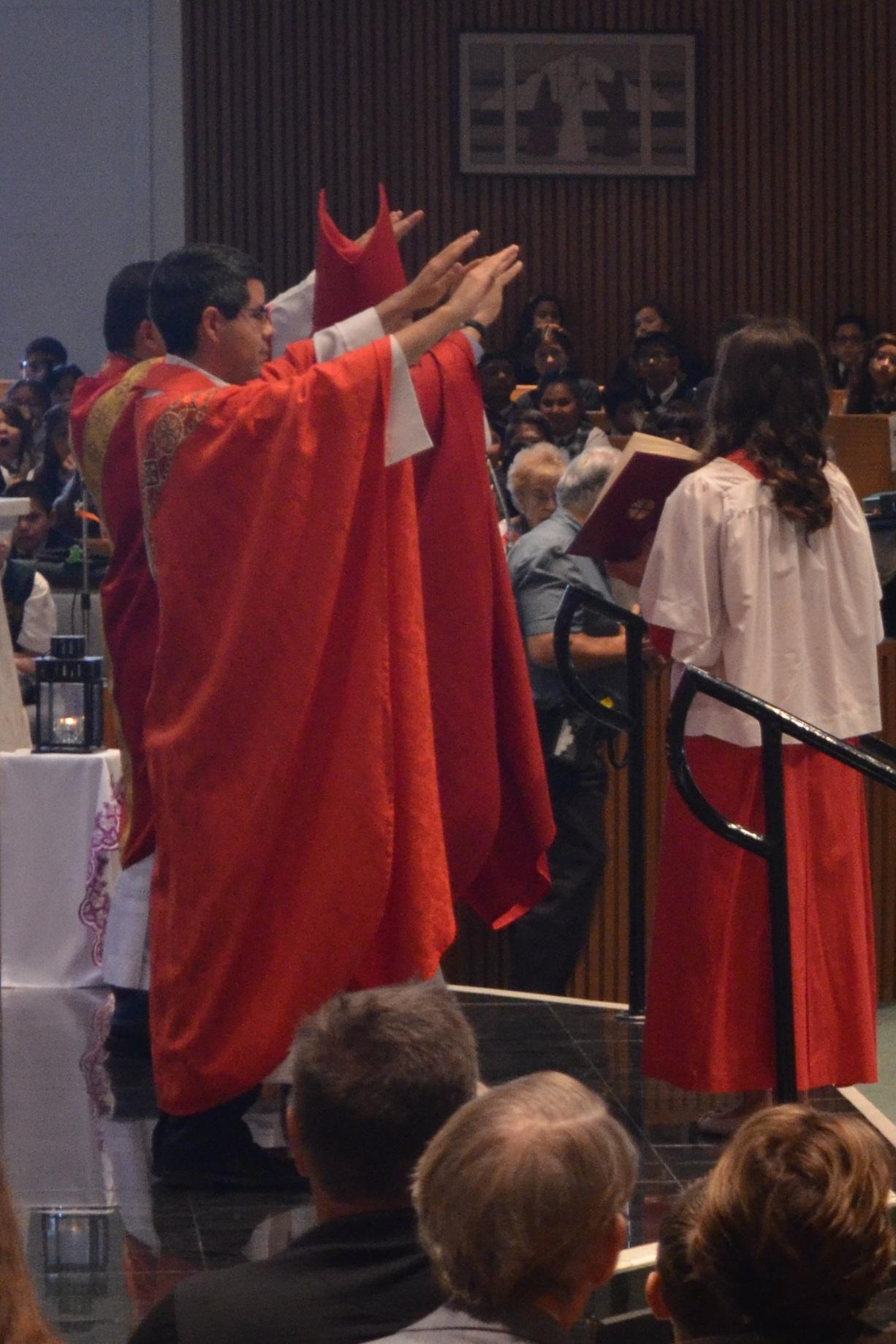 8th Grade Confirmation – March 4, 2016