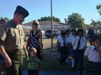 911 Flag Raising Ceremony