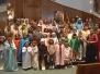 All Saints Day Celebration – 2015!