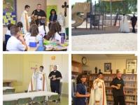 Blessing of St. Francis Catholic School