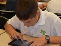 Tablets and Blended Learning!
